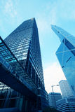 здание Hong Kong Стоковые Фото
