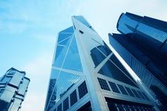 здание Hong Kong Стоковая Фотография RF