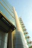 здание lloyd s стоковое изображение