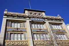 здание memphis старый стоковые фотографии rf