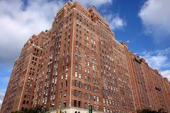 здание New York Стоковое Изображение RF
