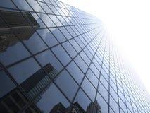 здание New York Стоковые Изображения