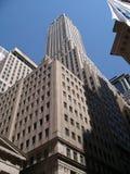 здание New York Стоковая Фотография RF