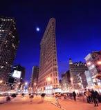 Здание New York City Flatiron Стоковое Изображение
