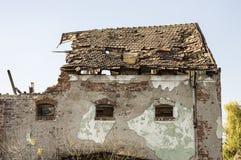 Здание Scarry Стоковые Фотографии RF