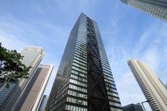Здание Shinjuku Mitsui Стоковое Изображение