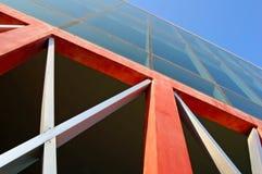 здание x Стоковое Изображение