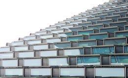 Здания блока Стоковое Изображение RF