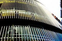 здания делают по образцу урбанское Стоковая Фотография