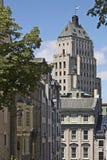 здания Квебек Стоковые Фото