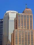 Здания Питтсбурга стоковые изображения