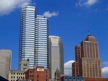 Здания Питтсбурга стоковые фотографии rf