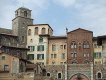 здания старые Стоковое Изображение