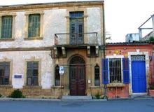 здания старые Стоковая Фотография RF