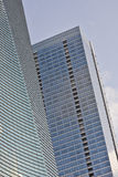 здания финансовохозяйственный miami Стоковые Изображения RF