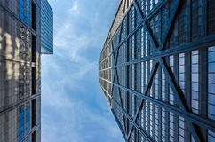 Здания Чикаго стоковое фото