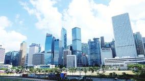 здания Hong Kong Стоковые Фото