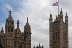 здания london Стоковые Изображения RF