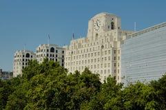 здания london s Стоковая Фотография