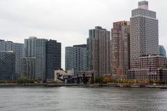 здания New York стоковая фотография rf