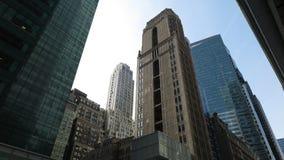 Здания NYC Стоковое Изображение RF