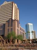 здания phoenix Стоковое фото RF