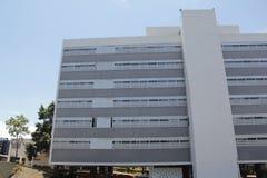 Здания ` s Оскара Niemeyer известные в Brasilia стоковые фотографии rf