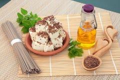 Здоровая еда Vegan стоковая фотография