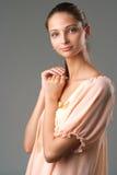 здоровая женщина портрета Стоковые Фото