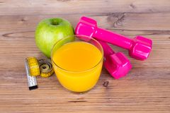 Здоровая концепция еды с плодоовощами Стоковые Фото