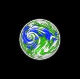здоровая планета Стоковые Фото