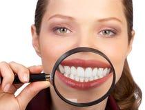 здоровые зубы стоковые изображения