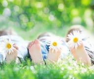 Здоровые ноги Стоковые Фото
