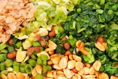 здоровые овощи разнообразия Стоковое фото RF
