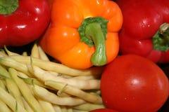 здоровые овощи Стоковое Изображение RF