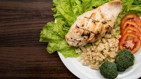 Здоровые пищевые ингредиенты для Том Yum стоковое фото