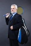 Здоровый бизнесмен Стоковое Изображение RF