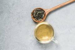 Здоровый китайский чай, церемония чая стоковое изображение rf