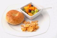 здоровый обед малышей Стоковое Изображение RF
