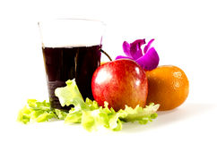 Здоровый плодоовощ Стоковые Фото
