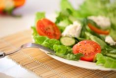 здоровый салат стоковые изображения
