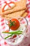 здоровый томат заедк Стоковое Изображение RF