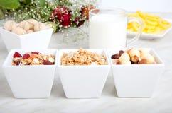 здоровье еды завтрака Стоковое Изображение
