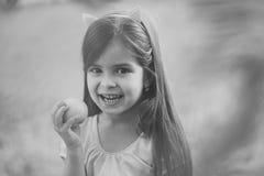 Здоровье ` s детей Свежесть, молодость, рост, питание Стоковые Изображения