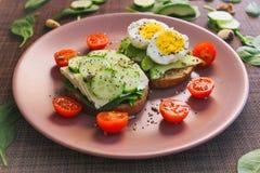 Здравица завтрака стоковое фото rf