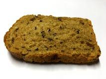 Здравица куска выставок фото, домодельный хлеб Стоковое Изображение RF