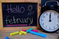 Здравствуйте! февраль задняя школа принципиальной схемы к стоковое изображение