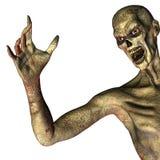 здравствулте! зомби Стоковое Изображение