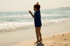 здравствулте! море Стоковые Фотографии RF