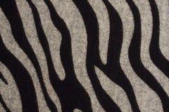 зебра текстуры картины ткани Стоковые Фото